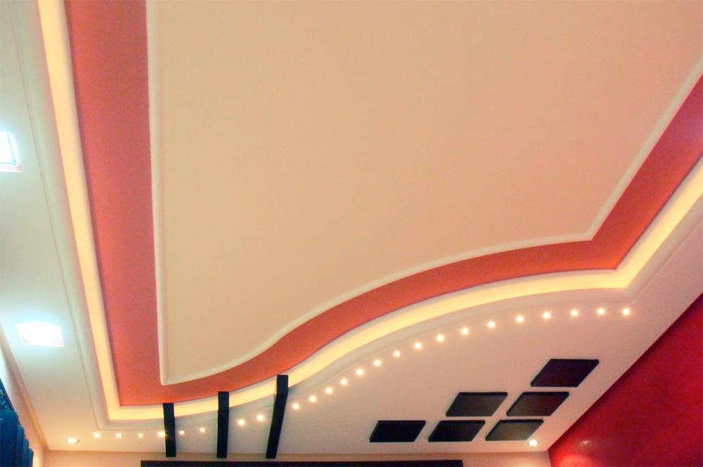 фигурный потолки фото лучших краем снимка, оказалось