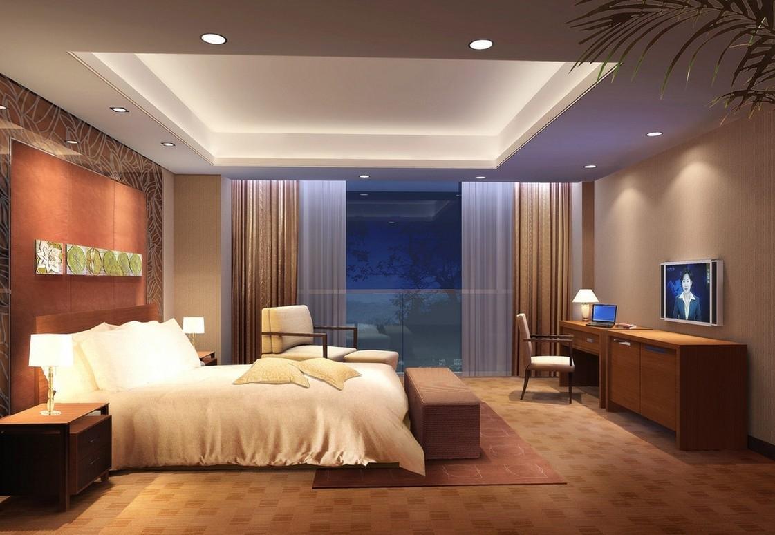 дизайн подвесных потолков фото в спальне уверена