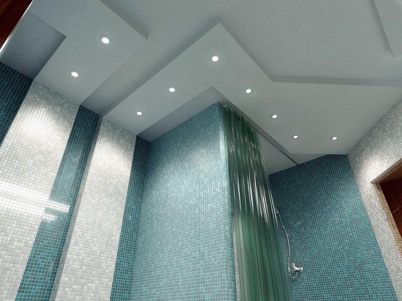 примеру, варианты отделки натяжного потолка фото необходимости