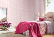 Interior-Artistic-Wallpaper-With-Decorative-Heart-Pattern-And-