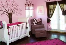 baby-room-ideas-brown-and-pink-girl-baby-room-ideas1