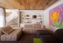 Free-Small-bedroom-with-wood-paneling