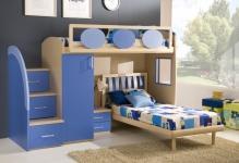 4 пункта на пути к комнате мечты: детские спальни для двоих детей, фото