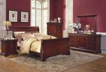 New-Classics-Versailles-Sleigh-Bedroom-in-Cherry