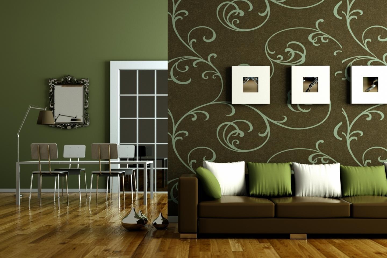 стремится обои на стену в зал фото комбинирование коричневые тона как выглядит