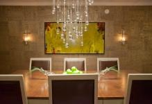 contemporary-dining-room-interior-decor-with-feng-shui-crystal-balls-candelier-home-improvement