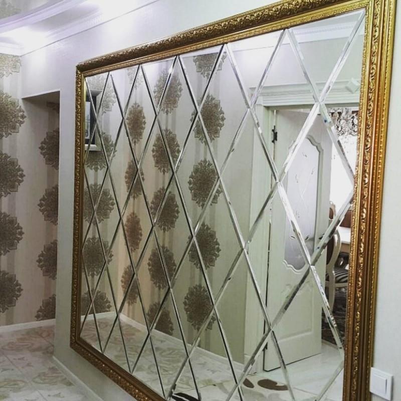 родство декор дверей зеркало и стекло фото помните