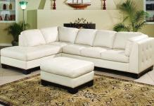 Homelegance-Tufton-Leather-Ottoman-in-Ivory--