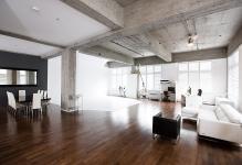 Потолок в стиле лофт: 5 доступных идей