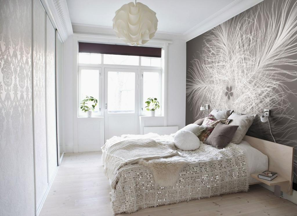 Комната без обоев дизайн фото