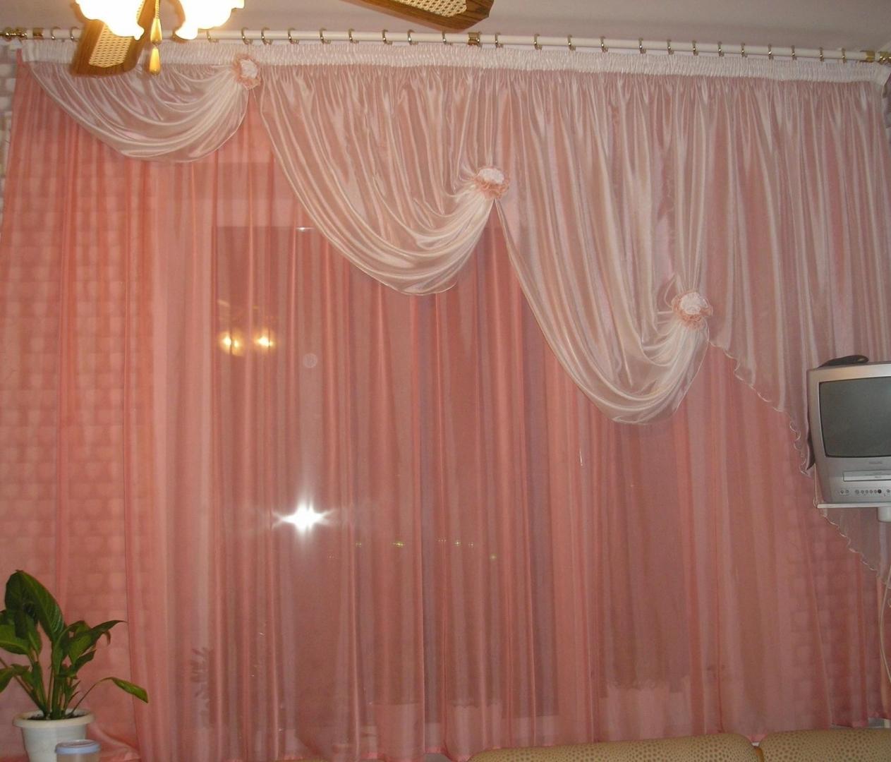 выкроить сшить тюль и ламбрекены для спальни фото создал много