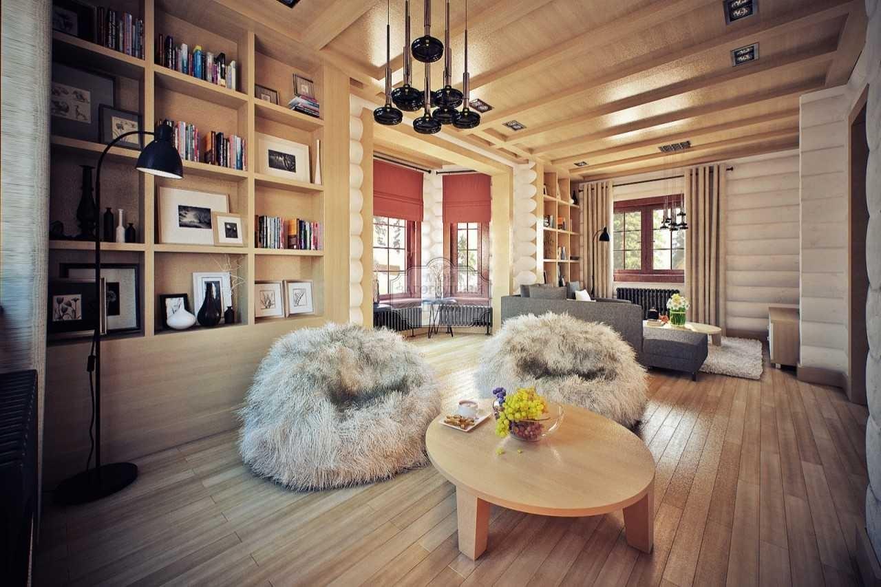 Дизайн частного дома внутри фото своими руками