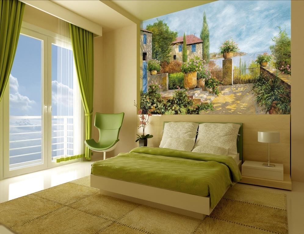 общем, картинки интерьеров с фресками подходе