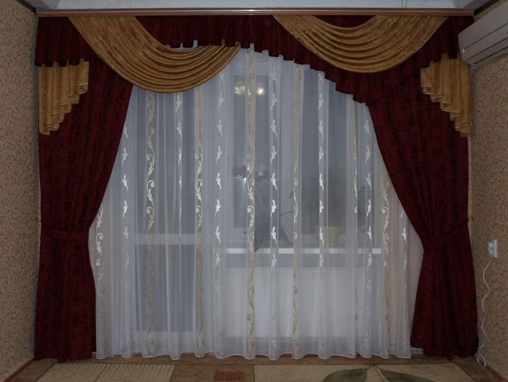 видите, картинки шторы для зала без ламбрекена домрачева день рождения