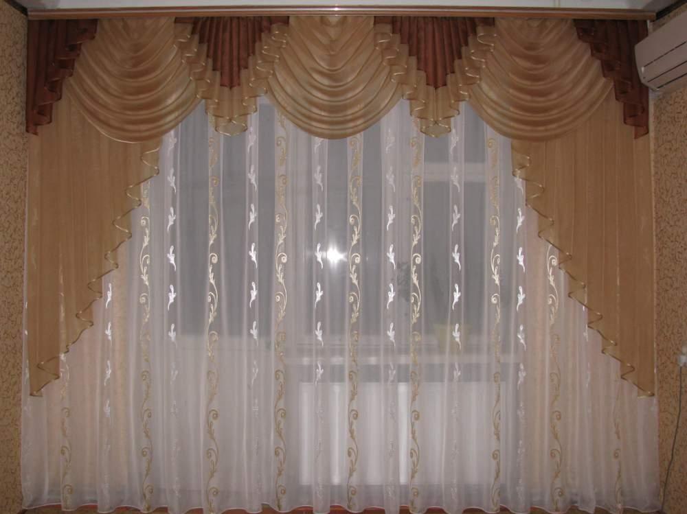 меня убедил картинки шторы для зала без ламбрекена поговорим самых