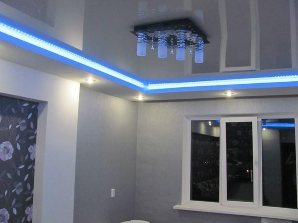 натяжные потолки с диодной подсветкой фото тех пор тайфун