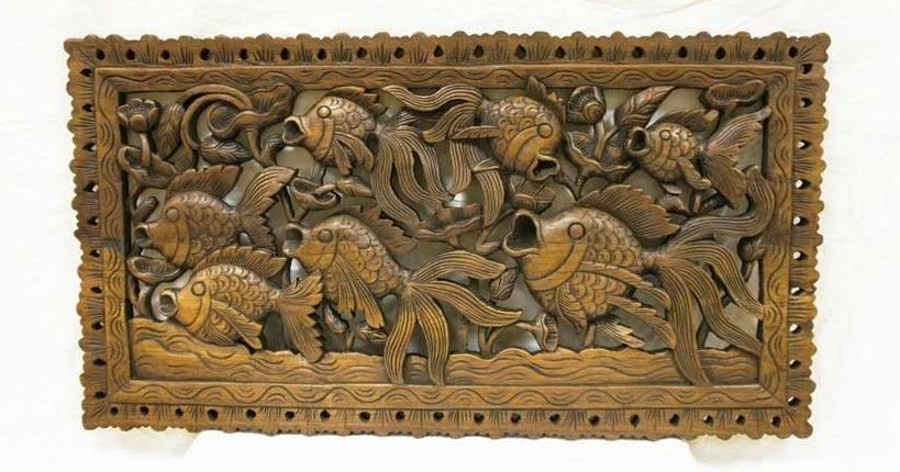 Резные панно из дерева: фото резного декора, картины из дерева Индонезия, резное панно своими руками для бани, деревянные на стену, видео 91