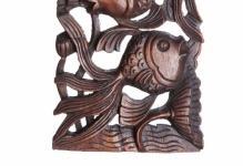 Резное панно из дерева: креативный подход к дизайну