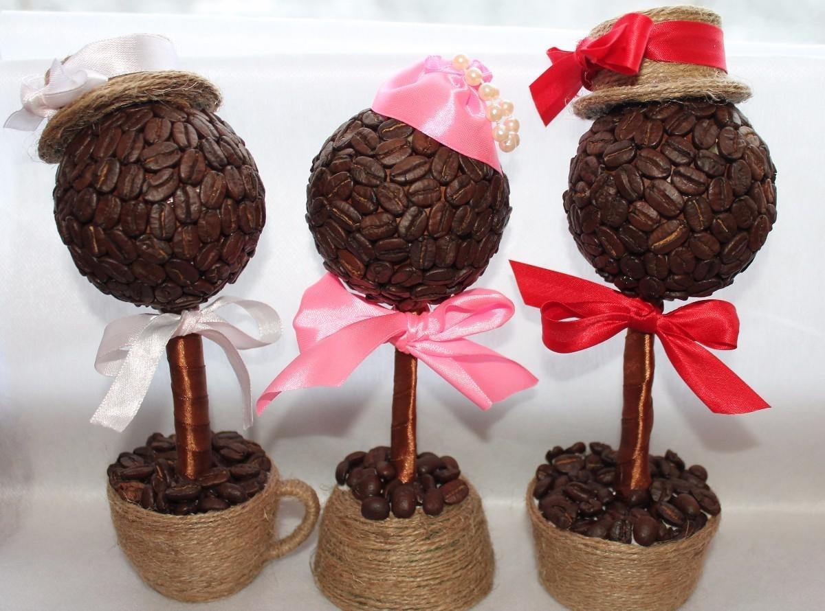 дерево из кофе своими руками фото вес загружаемых фото