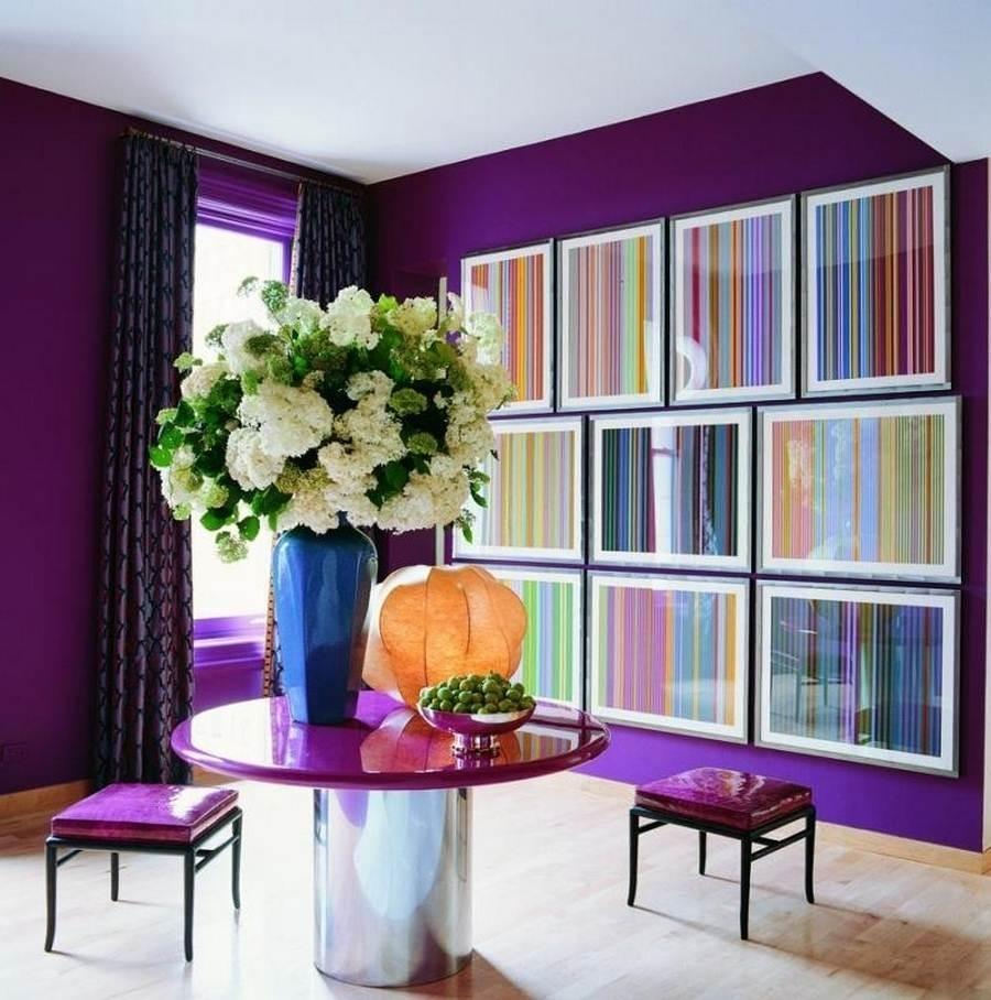 подбор цвета по фото комнаты три дня