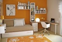 orange-and-white-young-childs-workspace