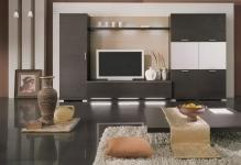Black-Furniture-Cozy-Living-Room-Decorating-Ideas