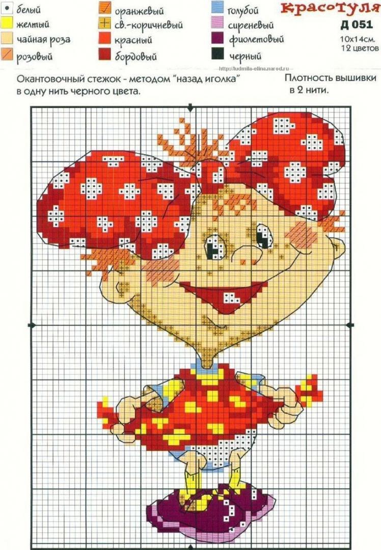 Открытка, схемы вышивания крестиком картинки