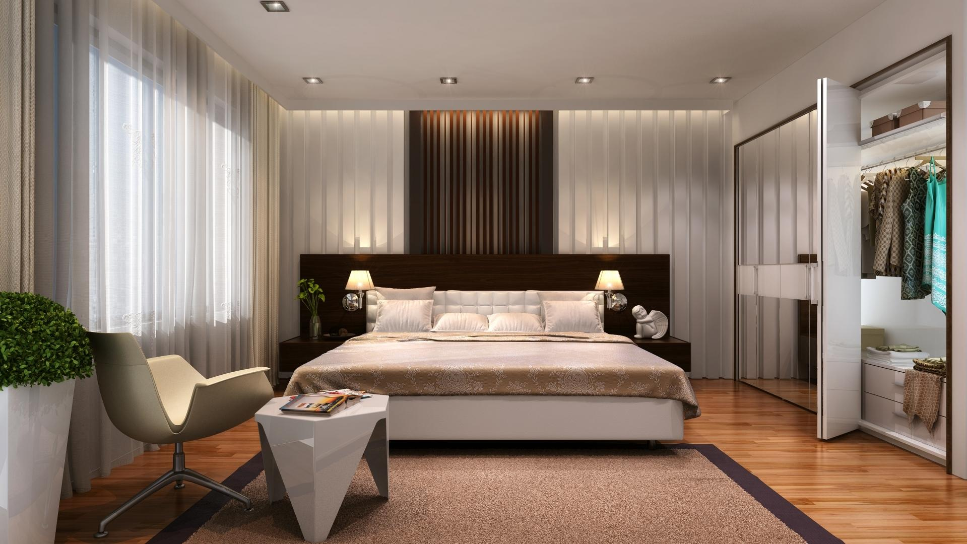 картинки спальных комнат в квартире фото