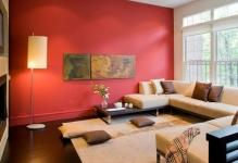 Wonderful-wall-colors-that-go-with-red
