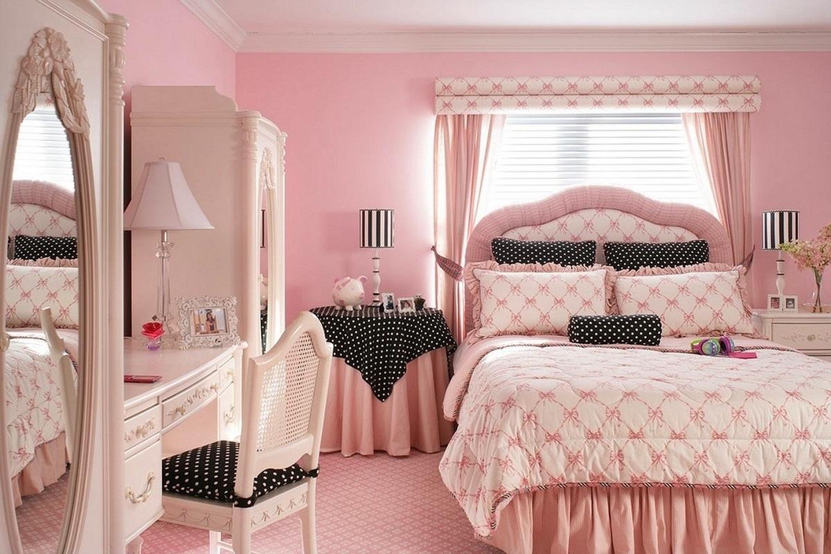 Спальня для девочки картинки