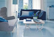 Blue-tonal-living-room