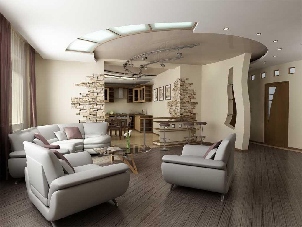 Дизайнерские решения по ремонту квартиры фото