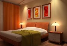 ravishing-captivating-blue-bedroom-ideas-pics-with-white-bedside
