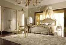Мебель для спален в классическом стиле: фото и 5 предметов