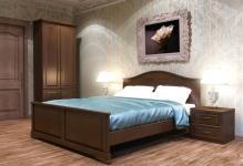 Ценное приобретение – спальни из массива