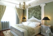 Интерьер спальни в классическом стиле: 3 способа добиться позитива