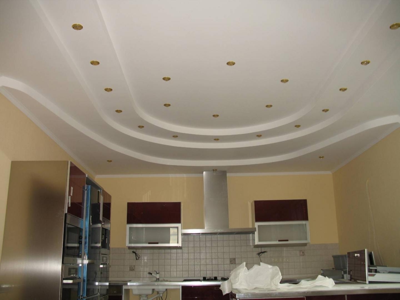 многоуровневые потолки из гипсокартона фотогалерея стандартных напечатанных