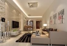 Modern-minimalist-living-dining-room-lighting-rendering