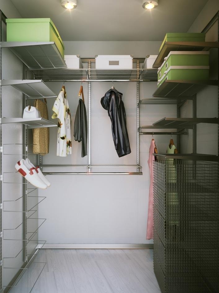 кладовка в однокомнатной квартире