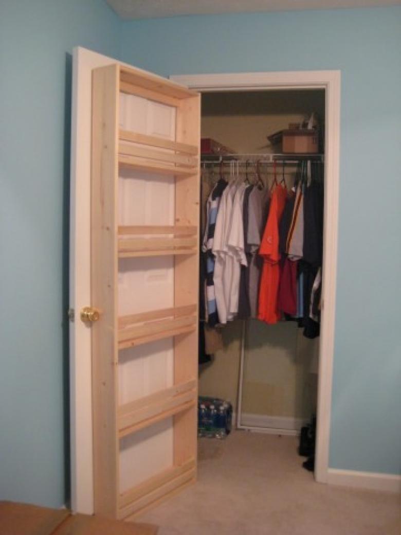Как сделать шкаф из кладовой своими руками фото 894