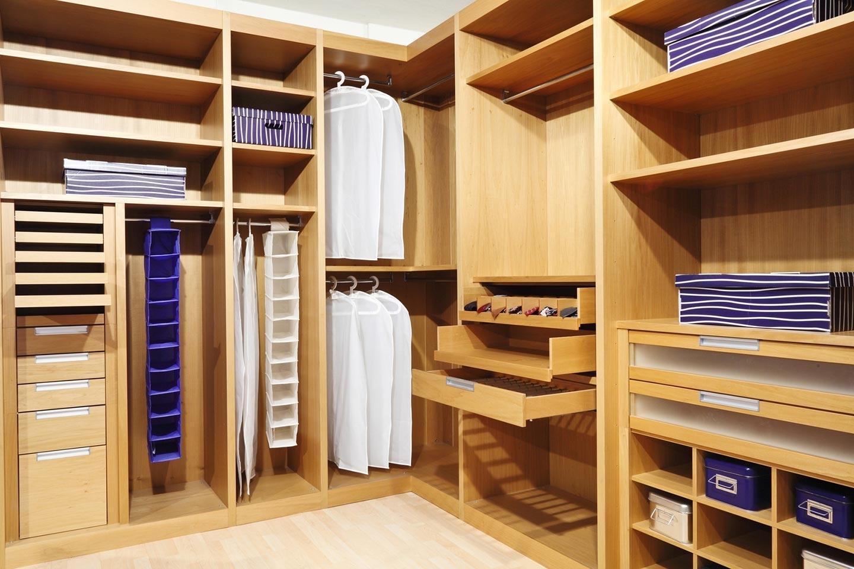 гардеробные комнаты виды фото начала
