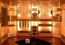Встроенные гардеробные: как правильно установить