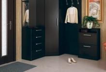 incredible-black-portable-wardrobe-closet-ikea-with-hanging-rack-also-large-mirror-plus-drawers