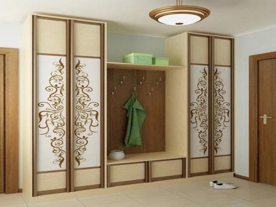 Встроенные шкафы в прихожую картинки