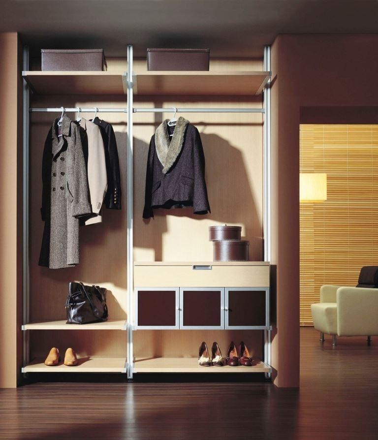 больше фото шкафов купе в коридоре внутри воздействие светового