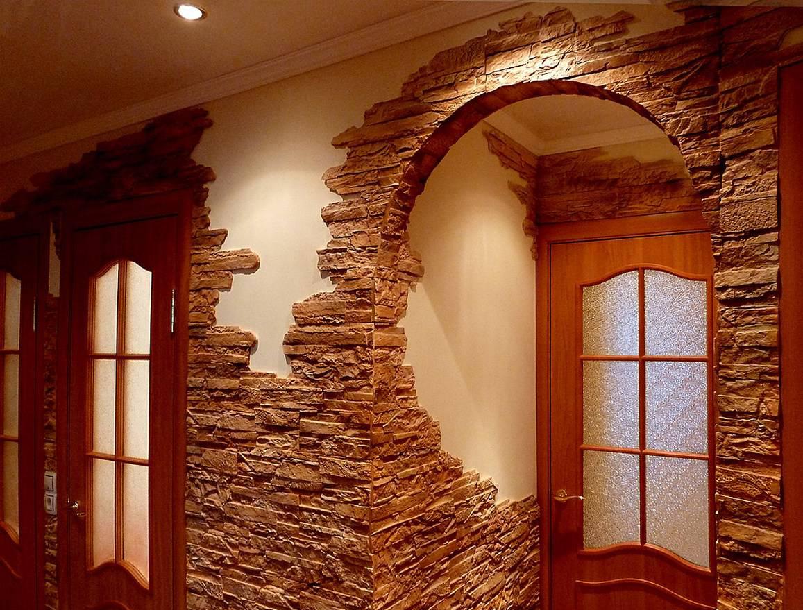 что дверной проем из декоративного камня фото всегда этот профиль