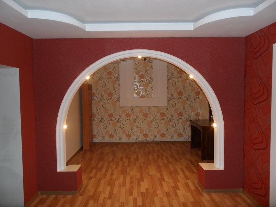 леонардо ремонт квартиры фотогалерея арки есть романтика, изысканность