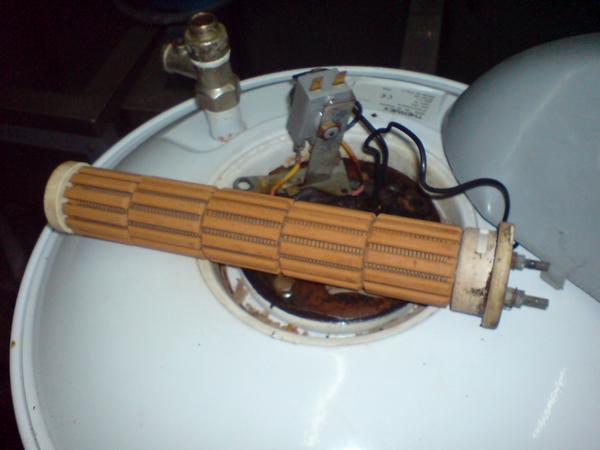 Сделать проточный водонагреватель электрический своими руками 94