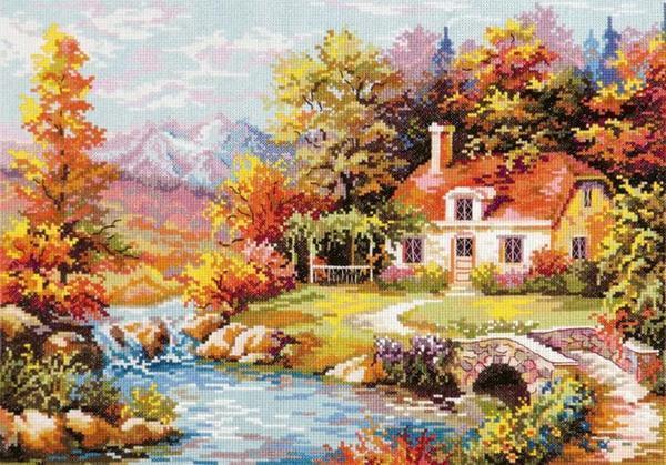 Осень – это, прежде всего яркие краски, которые переплетаются в красивые композиции, совсем не ассоциирующиеся с плохой погодой и постоянными дождями