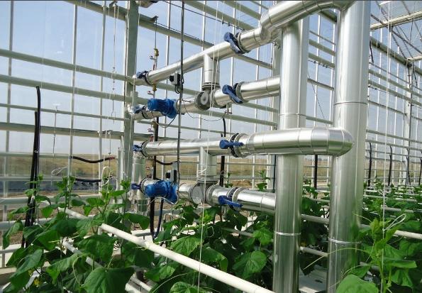 Водяное отопление - один из методов обогрева теплицы